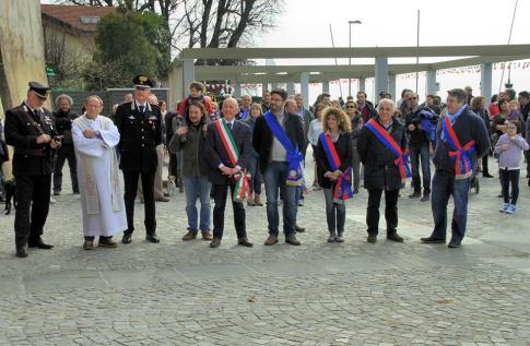 inaugurazione piazza maccagno pino veddasca