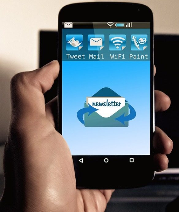 newsletter-cellulare